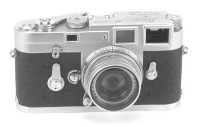 Leica M3 no. 1070578