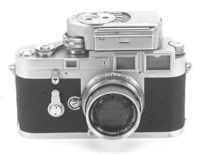 Leica M3 no. 1205422