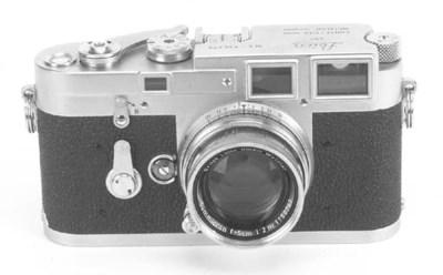 Leica M3 no. 736675