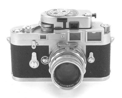 Leica M3 no. 918642