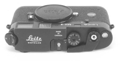 Leica M4-2 un-numbered