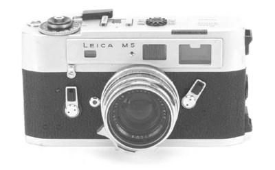 Leica M5 no. 1288842
