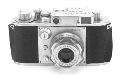 Minolta-35 model E no. 15947