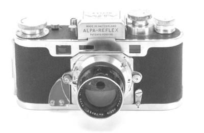 Alpa Reflex no. 22155