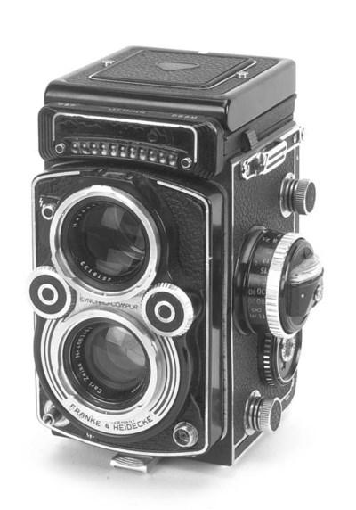 Rolleiflex 3.5F no. 2827514