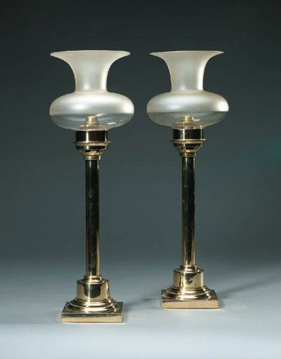 A pair of Victorian PALMER'S &