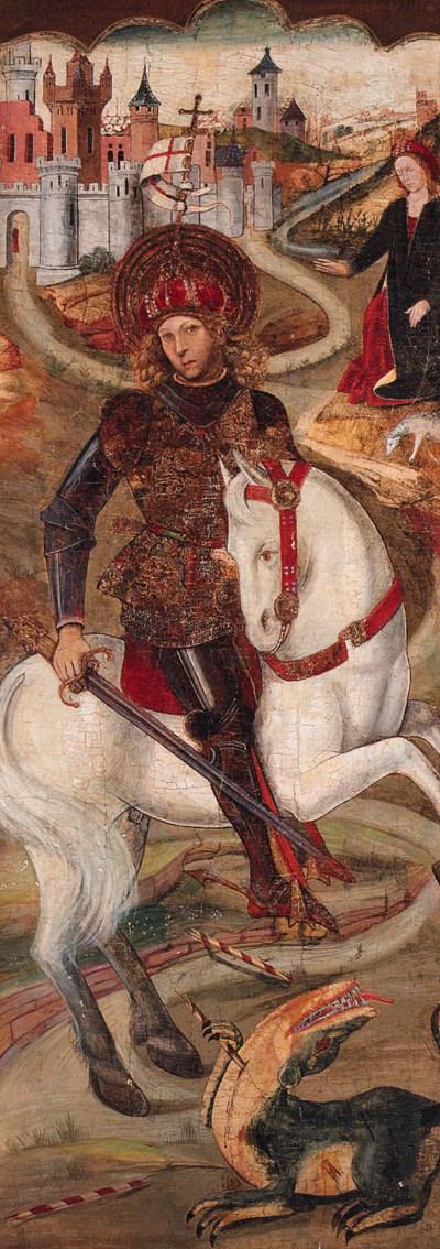 Circle of Jaime Huguet (1415-1