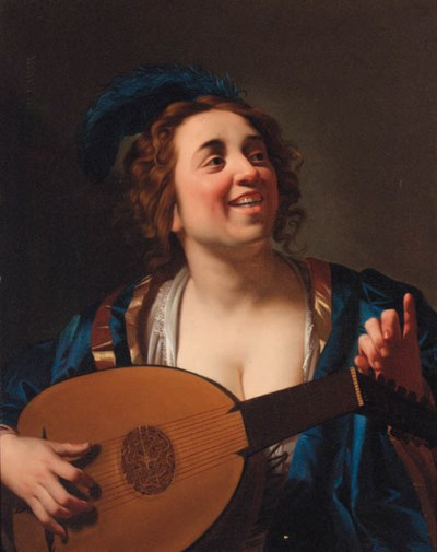 Follower of Gerrit van Honthor