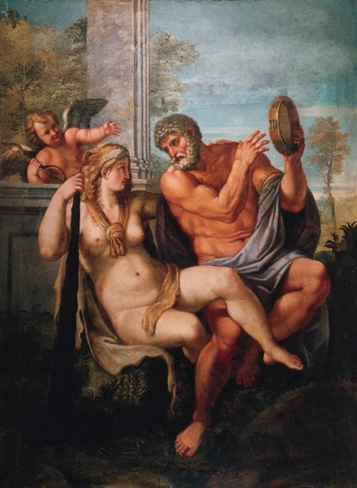 After Annibale Carracci