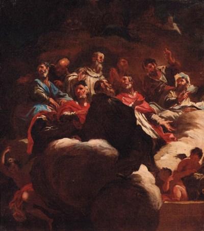 Circle of Corrado Giaquinto (1