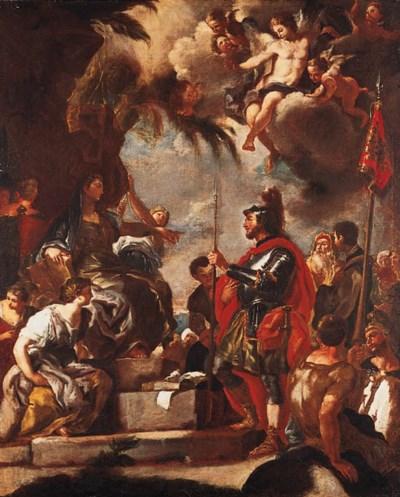 Studio of Francesco Solimena (