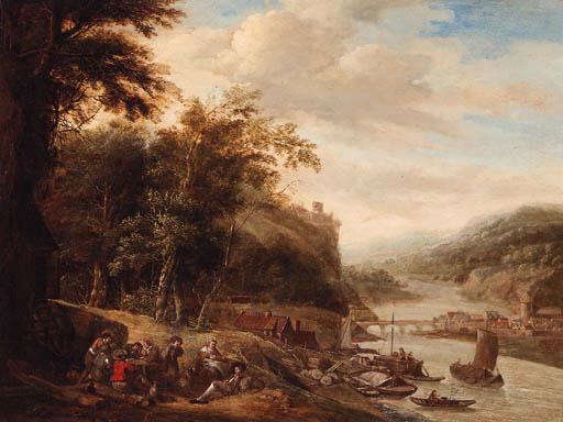Gerrit van Battem (c.1636-1684