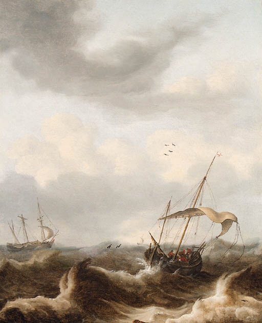 Pieter Mulier (1637-1701)