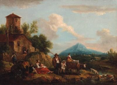 Francesco Zuccarelli, R.A. (17