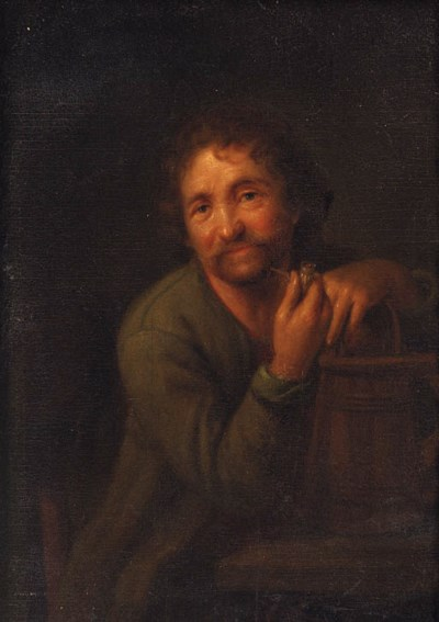 Circle of Godfried Schalken (1