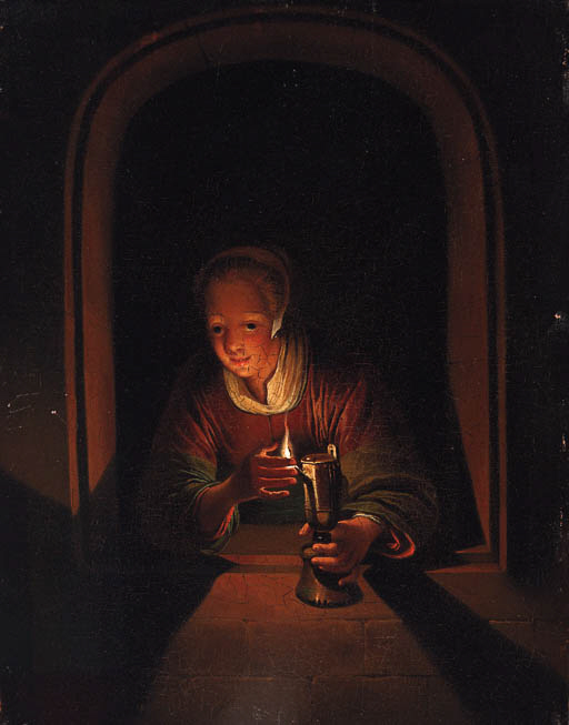 Manner of Gerard Dou