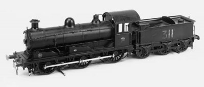 A Gauge 0 three-rail electric