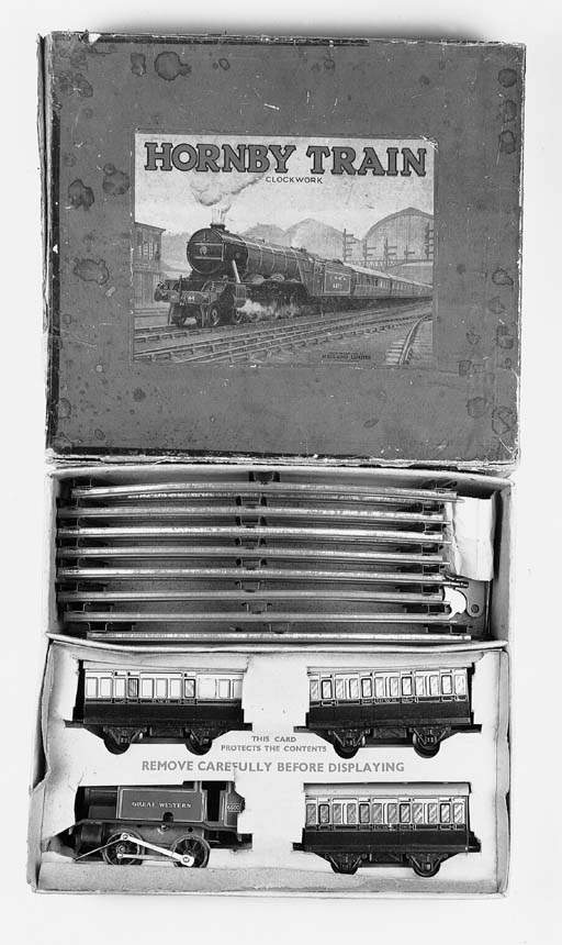 Hornby Trains early post-war c