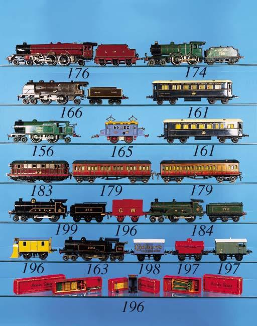 Hornby Series clockwork 2711 L