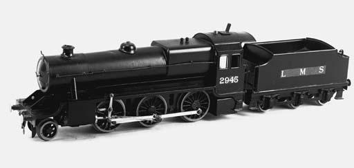 Bassett-Lowke steam LMS Mogul