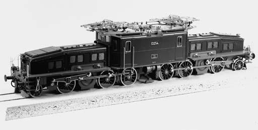 A Märklin modern two-rail elec