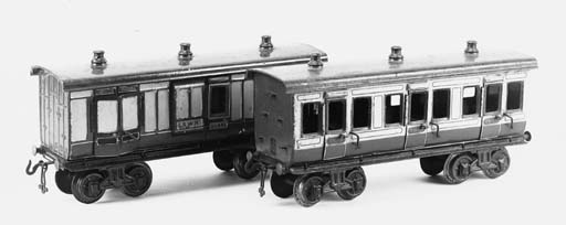 Bing LSWR Coach and Full Brake