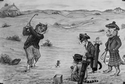 After Louis Wain The Drive; an