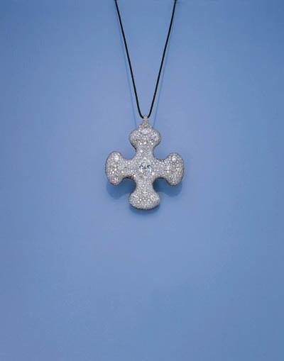 A DOUBLE-FACED DIAMOND, TSAVOR