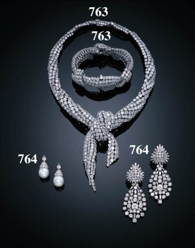 A DIAMOND NECKLACE, BY PIAGET
