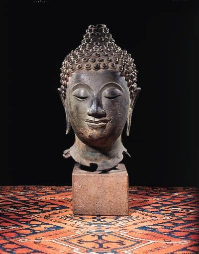 BUDDHAKOPF, THAILAND
