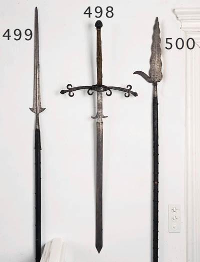 Prozessionsschwert (Zweihänder