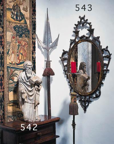 Figur eines Heiligen (Hl. Jose