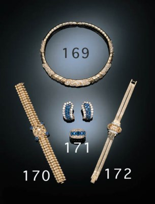 A DIAMOND NECKLACE, MARINA B.
