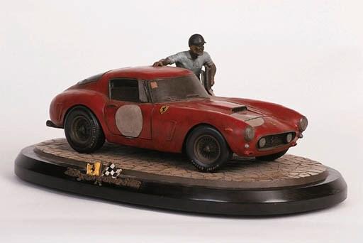 Nessi - Ferrari - a bronze scu