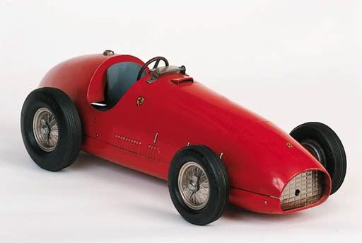 oschi 1951 Ferrari 500 Model -