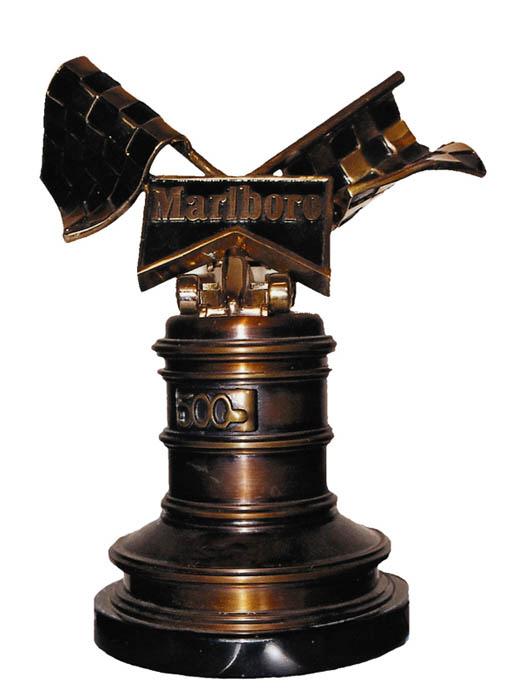 1991 Marlboro 500 Trophy - won