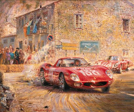 A. De La Maria - Ferrari - a p