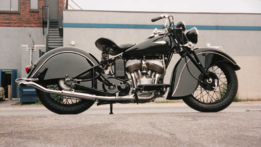 1940 INDIAN SPORT SCOUT