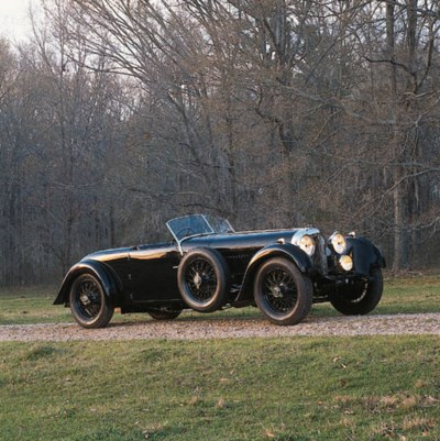 1931 BENTLEY 8 LITRE ROADSTER