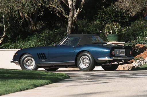 1967 FERRARI 275 GTS/4 NART SP