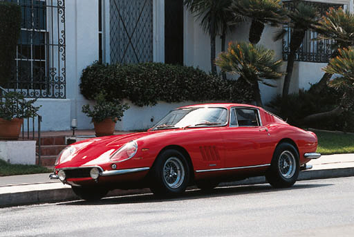 THE EX-DICK IRISH 275 GTB/4