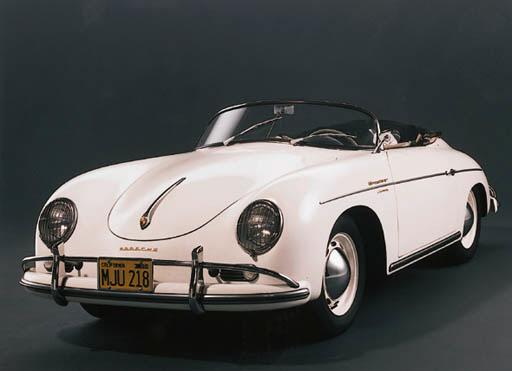 1957 PORSCHE 356 CARRERA SPEED