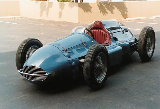 1949 ROUNDS ROCKET INDIANAPOLIS RACE CAR