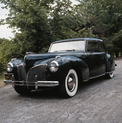 1941 LINCOLN V12 CONTINENTAL T