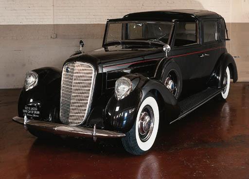 1937 LINCOLN MODEL K SEMI-COLL
