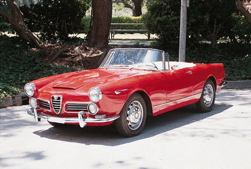 1965 alfa romeo 2600 spider superleggera christie 39 s. Black Bedroom Furniture Sets. Home Design Ideas