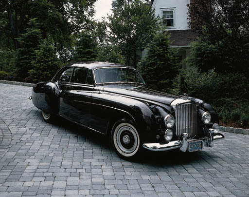 1953 BENTLEY R TYPE CONTINENTA