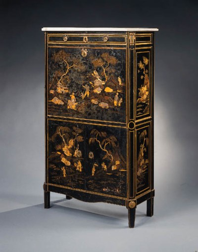 SECRETAIRE D'EPOQUE LOUIS XVI