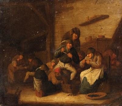 Bartolomeus Molenaer* (1612-16