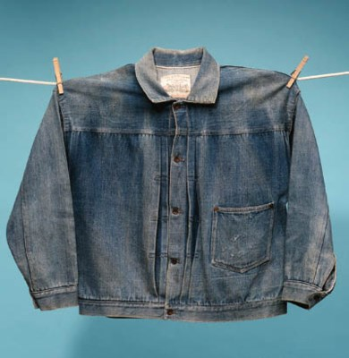 LEVI'S DENIM JACKET, CIRCA 191